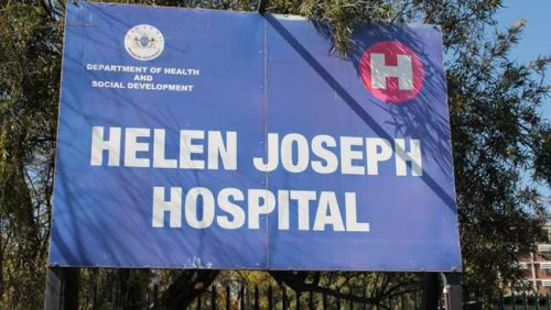 Patient dies at Helen Joseph's waiting room after being 'ignored for 24 hours'