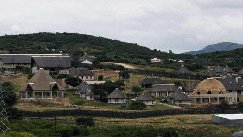 Zuma foundation mum on his reported presence in Nkandla