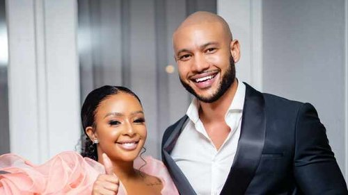 Are they, aren't they dating? Tweeps are in their feelings after Anton Jeftha gushes about Boity in post