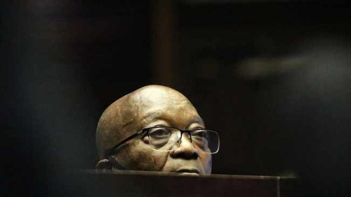 Jacob Zuma is not going to jail, his family insists