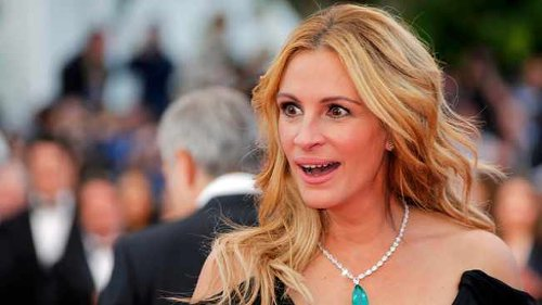 Julia Roberts is the new face of Chopard