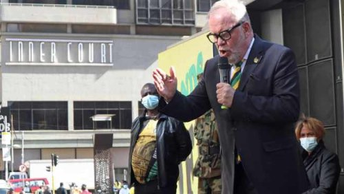 Carl Niehaus threatens action against Good Party after he was linked to unrest instigation