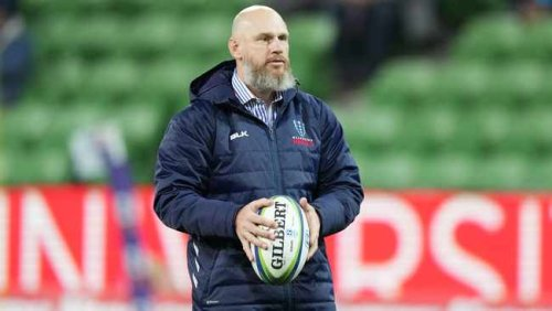 Kevin Foote replaces Dave Wessels as Melbourne Rebels head coach