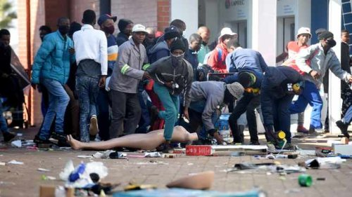 Unrest in KZN, Gauteng cannot only be attributed to poverty and hunger – experts