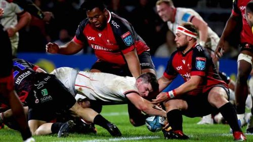 Defeated Lions can hold head high after brave defensive effort against Ulster