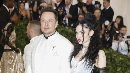 Elon Musk and Grimes break up after three years together