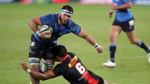 Bulls must be 'squeaky clean' with tackle heights in Rainbow Cup final, says Marcell Coetzee