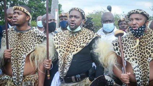 High drama as Queen Mantfombi's will names Prince Misuzulu as new Zulu King