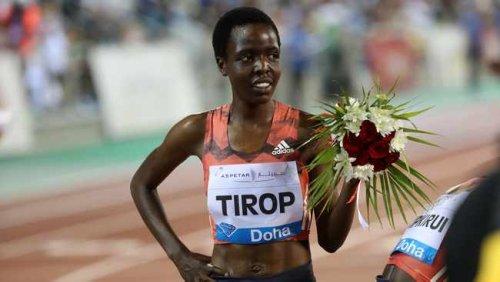 Agnes Tirop: Kenyan police interrogate slain running star's husband