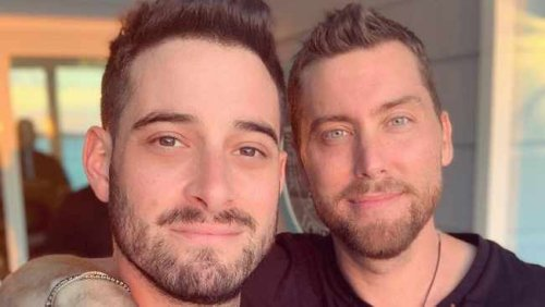 LOOK: Lance Bass shares first photo of twins