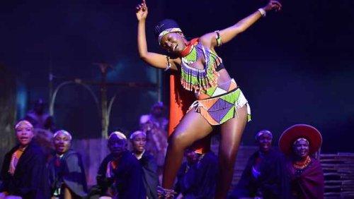 Shaka Zulu musical thrills audience at State Theatre