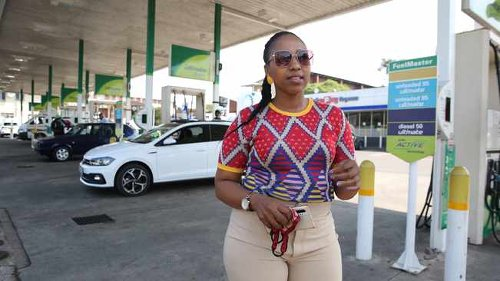 Meet the woman who owns a petrol station, has an MBA and is also a qualified chemical engineer
