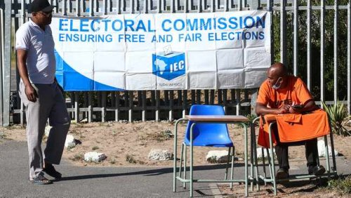 More than 140 000 voters register in the Western Cape over the weekend, says IEC
