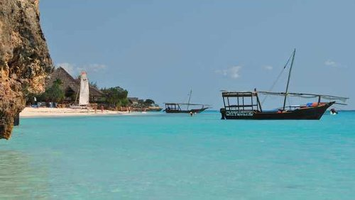 How you can send a healthcare worker to Zanzibar... for free