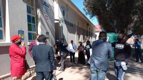 Beaufort West girls hospitalised after arriving at school 'high on sweets'