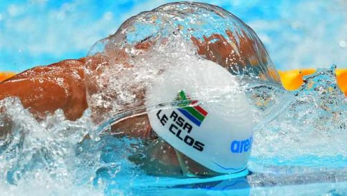 Valiant effort not enough for a medal for Chad le Clos, Kristof Milak powers to gold in 200m butterfly