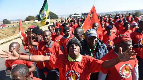 Labour union NUM disputes average Eskom employee earns R737 000
