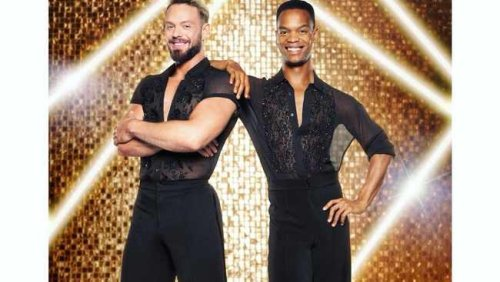 SA dancer part of Strictly Come Dancing UK's first all-male couple