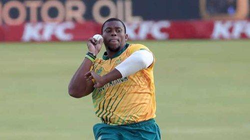 ICC reprimands Sisanda Magala for no-ball indiscretions