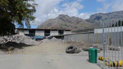 Cape Town Station gets facelift as work finally begins on hotel, office complex