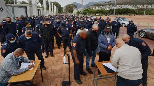 City can end firefighters' strife by suspending apartheid-era agreement