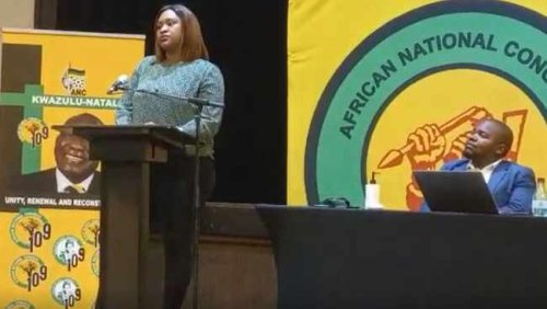 WATCH: ANC volunteer turned lawyer blasts ruling party for overlooking 'educated comrades'