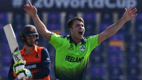 SA-born Curtis Campher's four-in-four helps Ireland thrash Netherlands in T20 World Cup