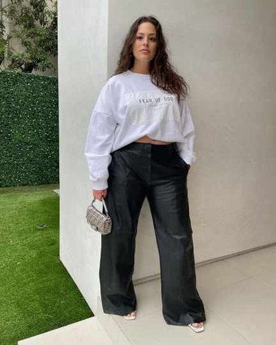 Ashley Graham: I hold on to fashion pieces
