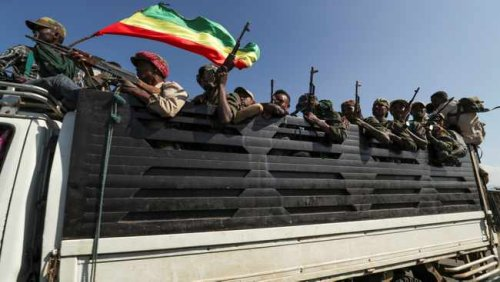 Ethiopia's Amhara boss urges residents to fight Tigray rebels