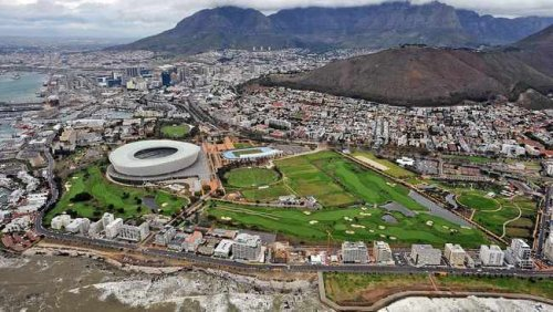 Cape Town bags travel awards