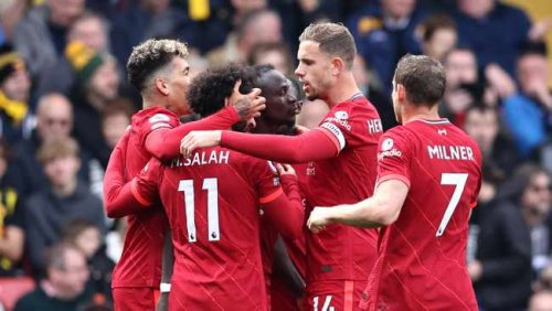 More to come from 'incredible' Liverpool, says star Sadio Mané