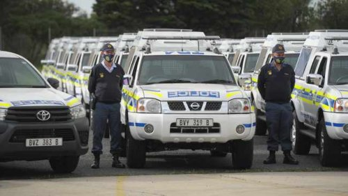 WATCH: New police vehicles a big boost in fight against crime