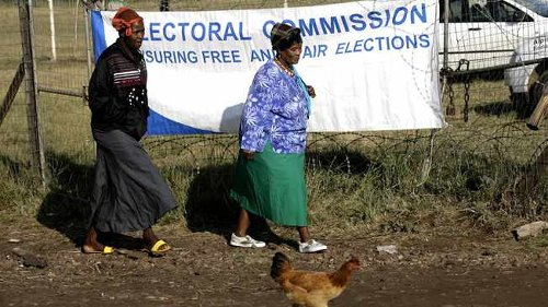 IEC confirms local government elections voter registration dates