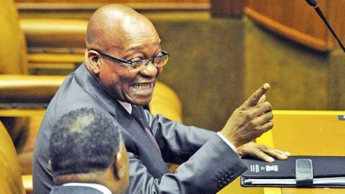 JUST IN: Judge rules Jacob Zuma's court bid against Billy Downer should be heard in person