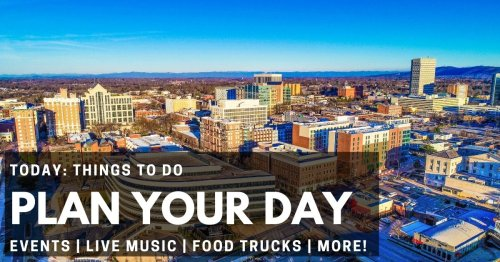 Today's Things to Do in Greenville, SC