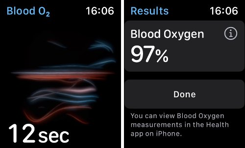How To Use Apple Watch To Check Blood Oxygen Levels - iOS Hacker