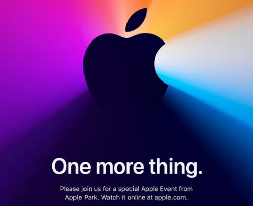 March 23rd Sounds Like a Great Day for an Apple Event