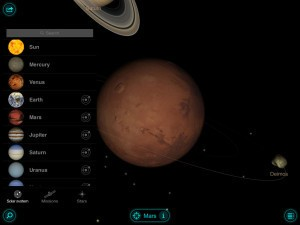 8 iPad Apps to Teach your Children about Space