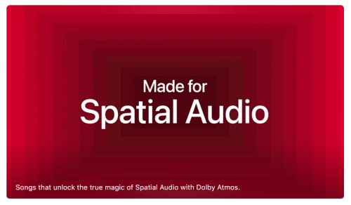 Spatial Audio for Apple Music is the Real Deal