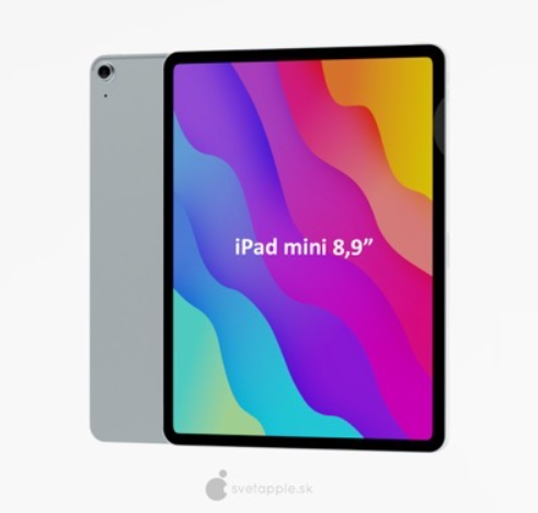 New iPad Mini Renders Show What Apple Could Be Up To