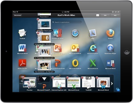 Parallels Access: Run Mac and Windows Apps Like They Were Made for iPad