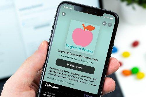 iOS 14.5 : Apple Podcasts indique la périodicité d'un podcast