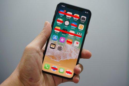 Bientôt un iPhone sans apps Apple préinstallées ?