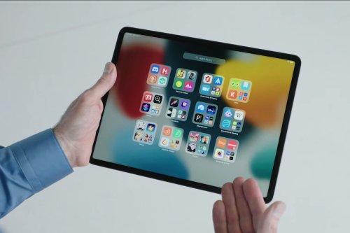 Peu de changements à venir du côté des iPad ?