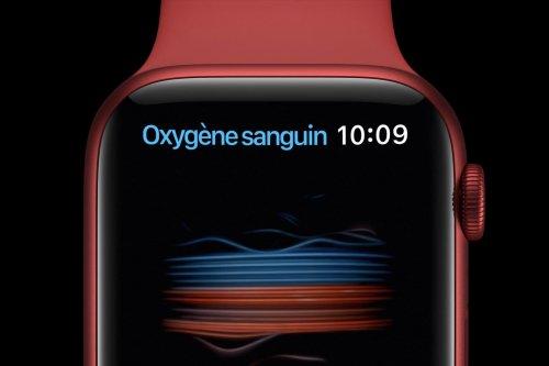 Une étude va vérifier si l'Apple Watch peut détecter le covid-19 précocement