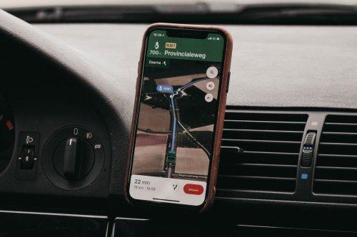 L'application Google Maps se met à jour sur les appareils iOS