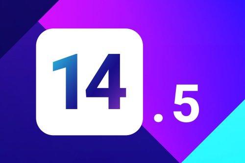 iOS 14.5 : Apple sort une huitième bêta (publique)