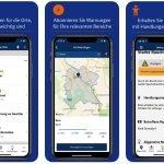 Warn-App NINA: Entwickler empfehlen Standort-Deaktivierung