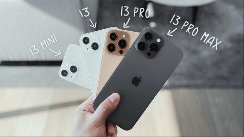 Alleged 'iPhone 13' Dummy Units Leak, Get Hands-On Treatment [4K VIDEO]