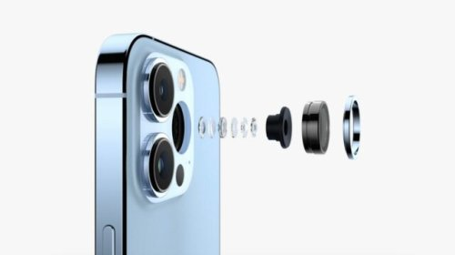 iPhone 13 Pro, Pro Max Cameras Compared to a $3500 Professional Camera [VIDEO]